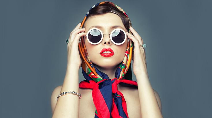 Retro-Sonnenbrillen für deinen Sommer-Look