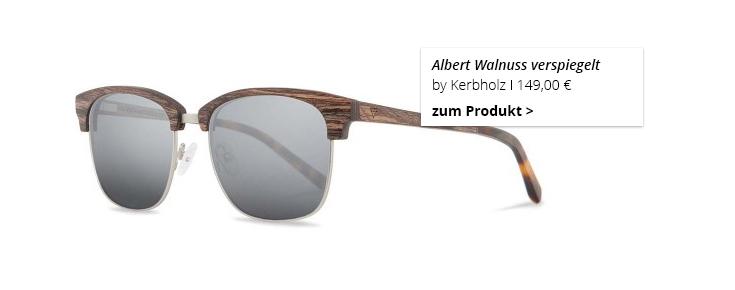 Retro-Sonnebrille